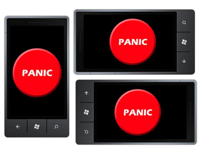 The Government has made introducing a panic button mandatory from January 1, 2017