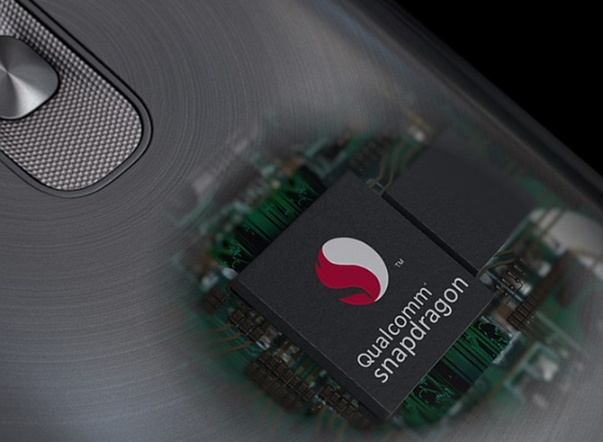 Snapdragon 800 powered smartphone