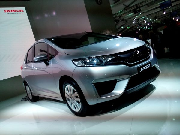 new car releases 20142014 Honda Jazzs Launch Adjusted