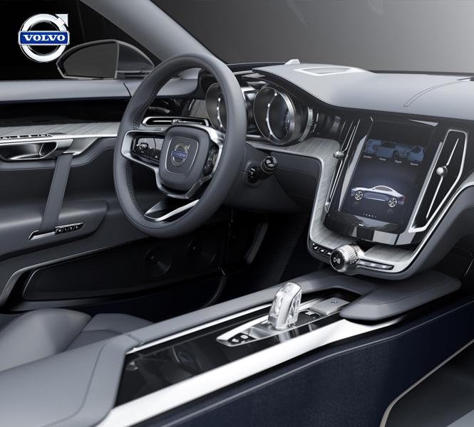 Volvo Xc90 R Design Black Interior: Volvo Unpacked XC90 Interiors