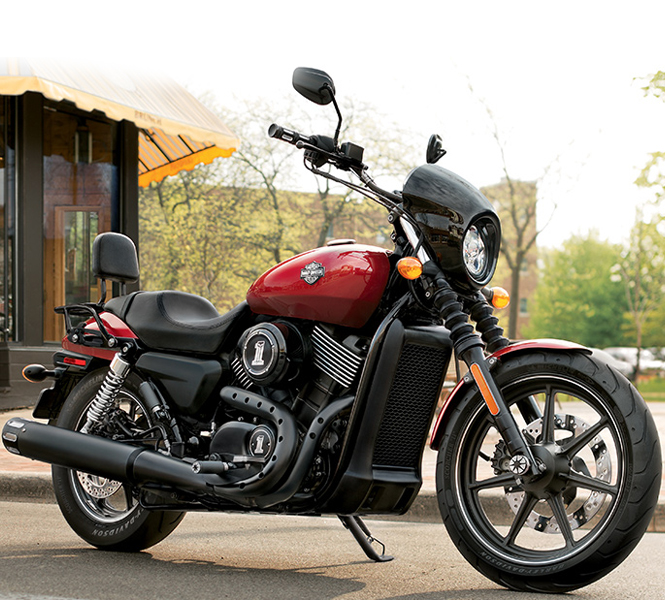 methods behind harley davidsons success and its history A harley-davidson motorcycle is a technological throwback amidst a  achieve  such phenomenal success and visibility as a brand  hydar reads history at  nanyang technological university  best practices and guides.