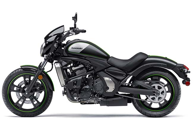 kawasaki unveils special edition of vulcan s models. Black Bedroom Furniture Sets. Home Design Ideas