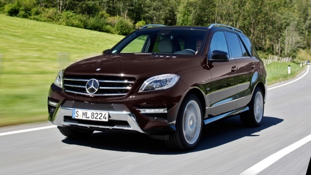 Mercedes gle to get launched on 14th october in india for Mercedes benz suv india