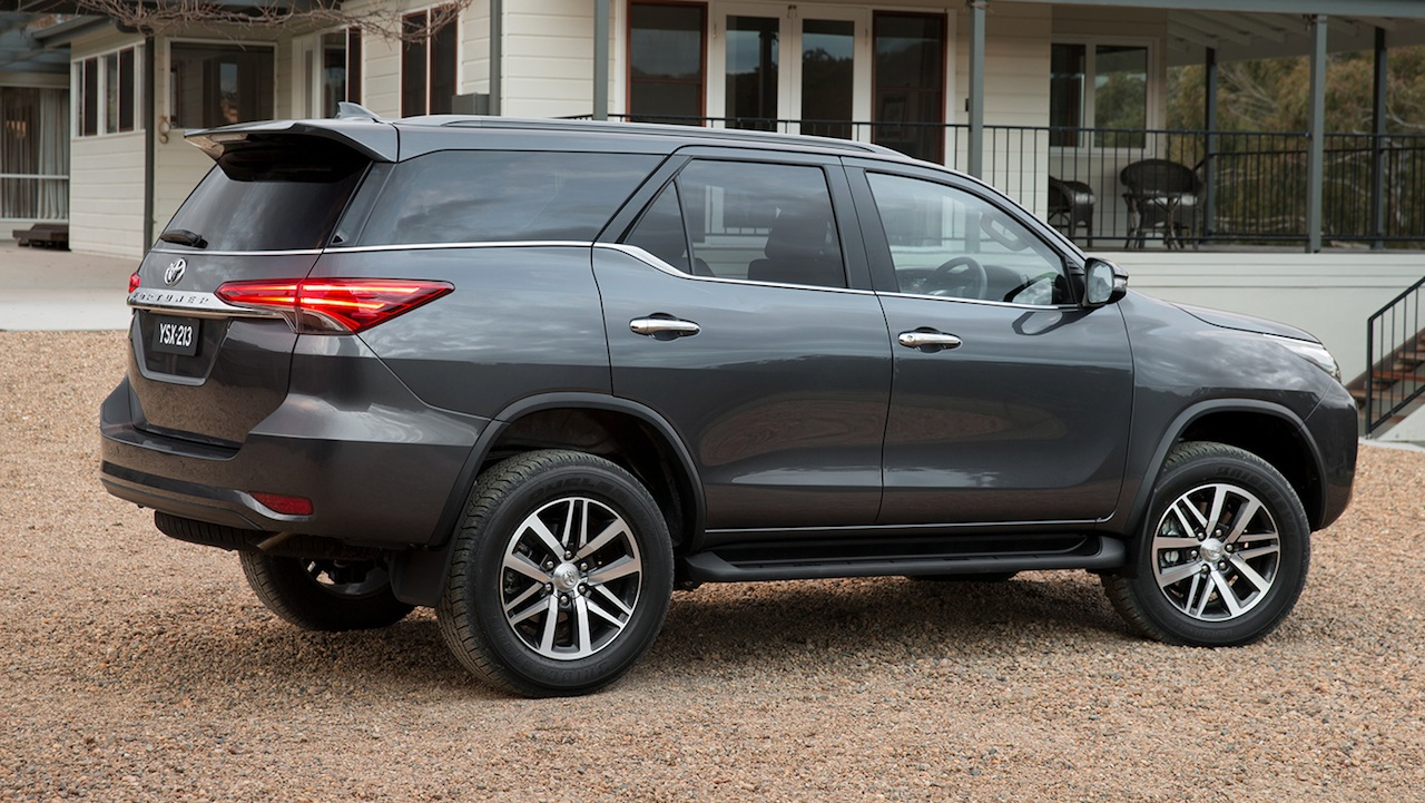 2016 Toyota Fortuner Likely To Be Launched In India By 2017
