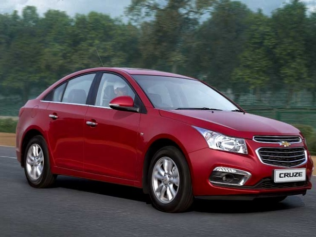 General motors india recalls the cruze over engine issues for General motors chevrolet customer service