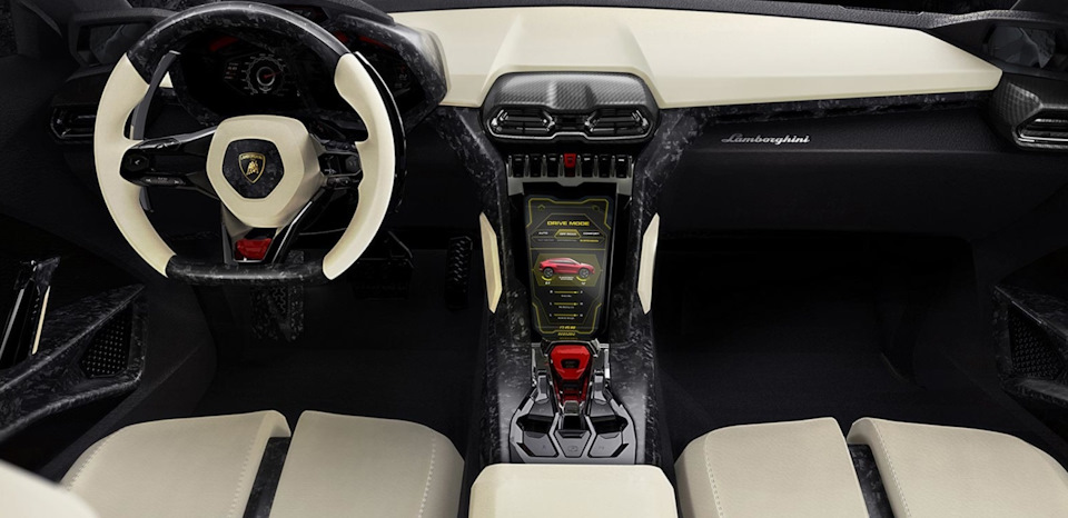 Lamborghini Urus The 600 Hp Hybrid Suv To Debut At 2017 Shanghai Auto Show