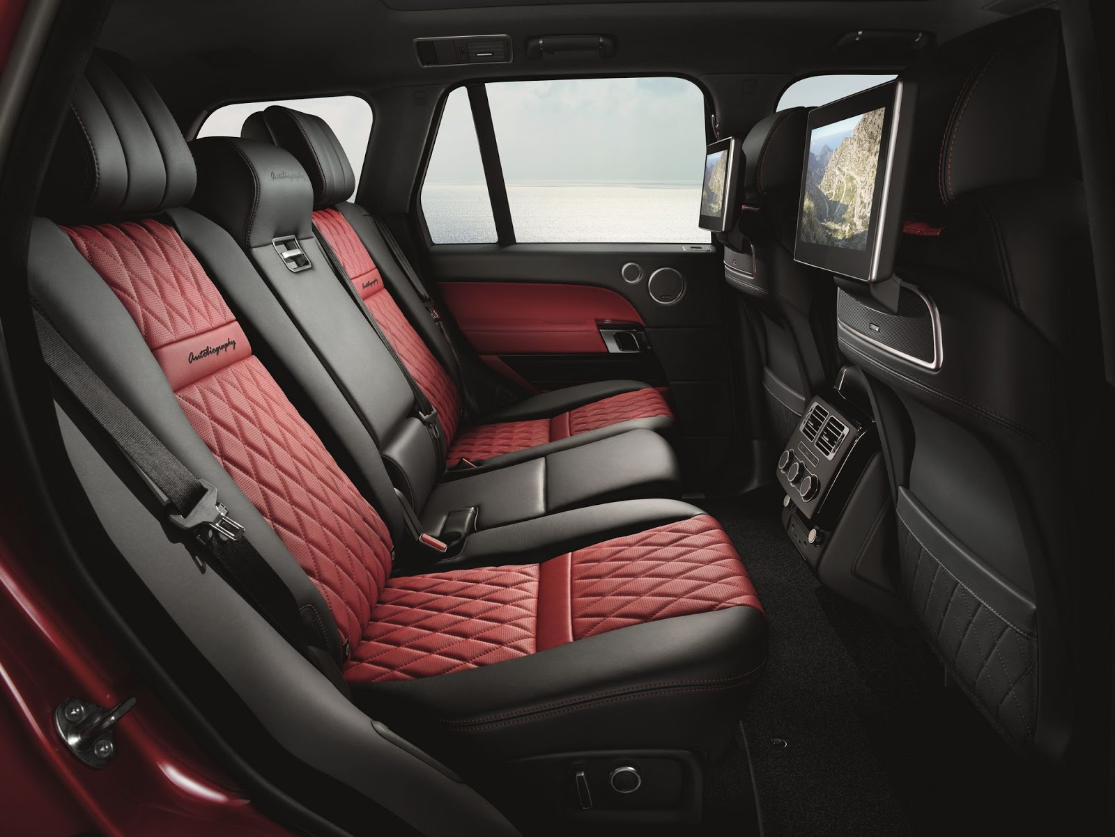 2017 Range Rover To Receive A New Sv Autobiography Dynamic Trim And Tech Updates