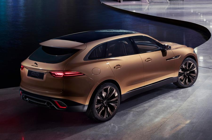 Jaguar F Pace Confirmed To Launch On October 20 In India