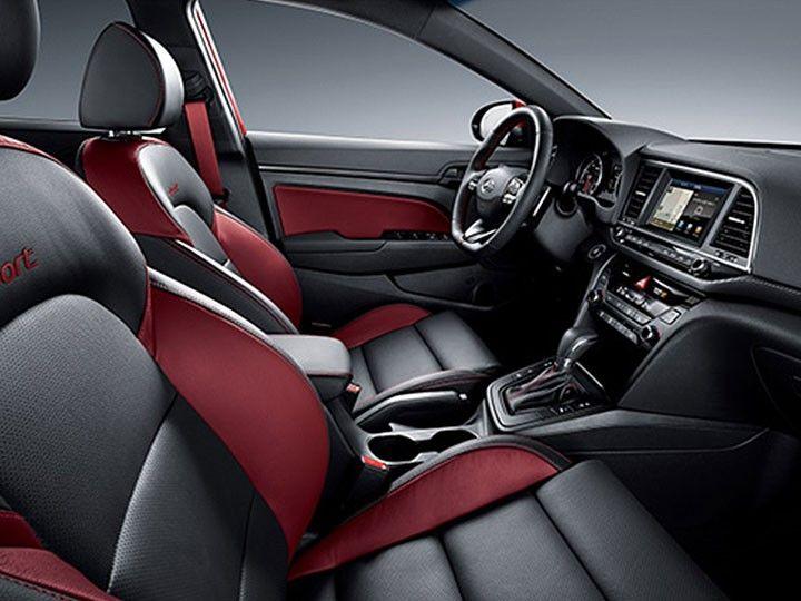 Next Gen 2017 Hyundai Elantra Sport Unveiled