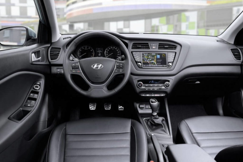 2018 hyundai xcent. brilliant xcent 2018 hyundai elite i20 facelift snapped testing in india interior dashboard  profile for hyundai xcent
