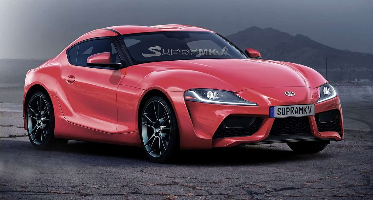 Supra is Back! 2018 Toyota Supra Brochure Leaked Online