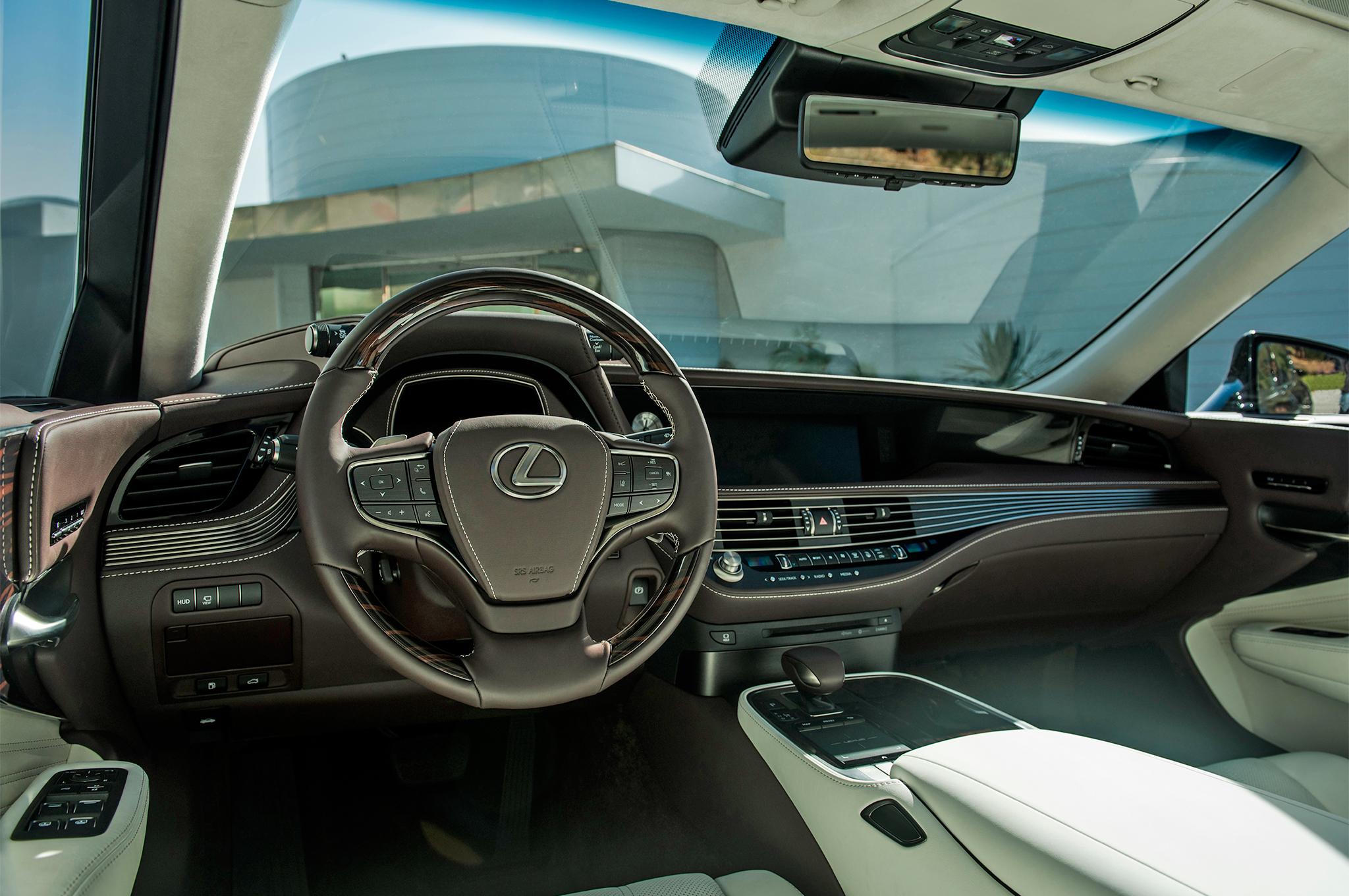Lexus Ls500 F To Debut At 2017 New York International