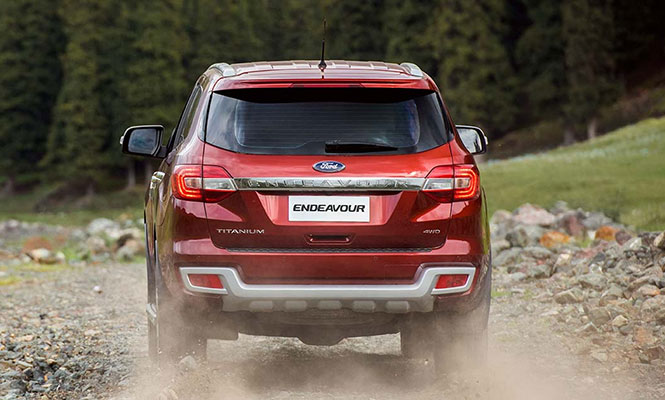 Ford Endeavour (Everest)
