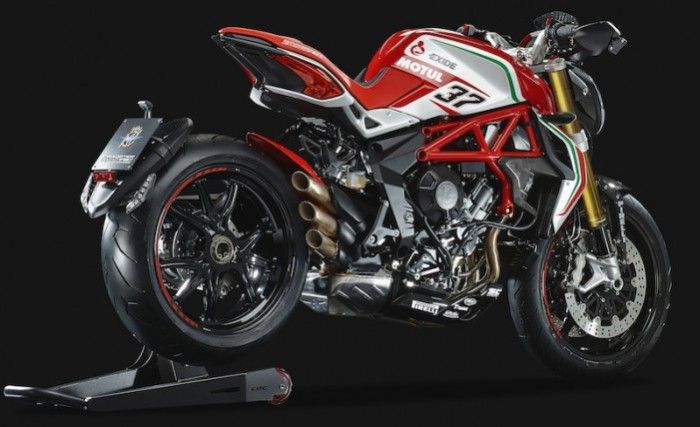 MV Agusta Dragster 800 RC (Reparto Corse) edition