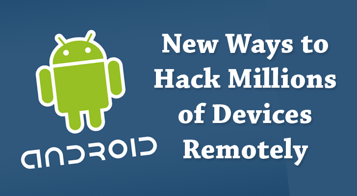 android hacking and security research paper Security analysis of android factory resets  hand android phones from ebay and from phone recycling  in the rest of the paper,.