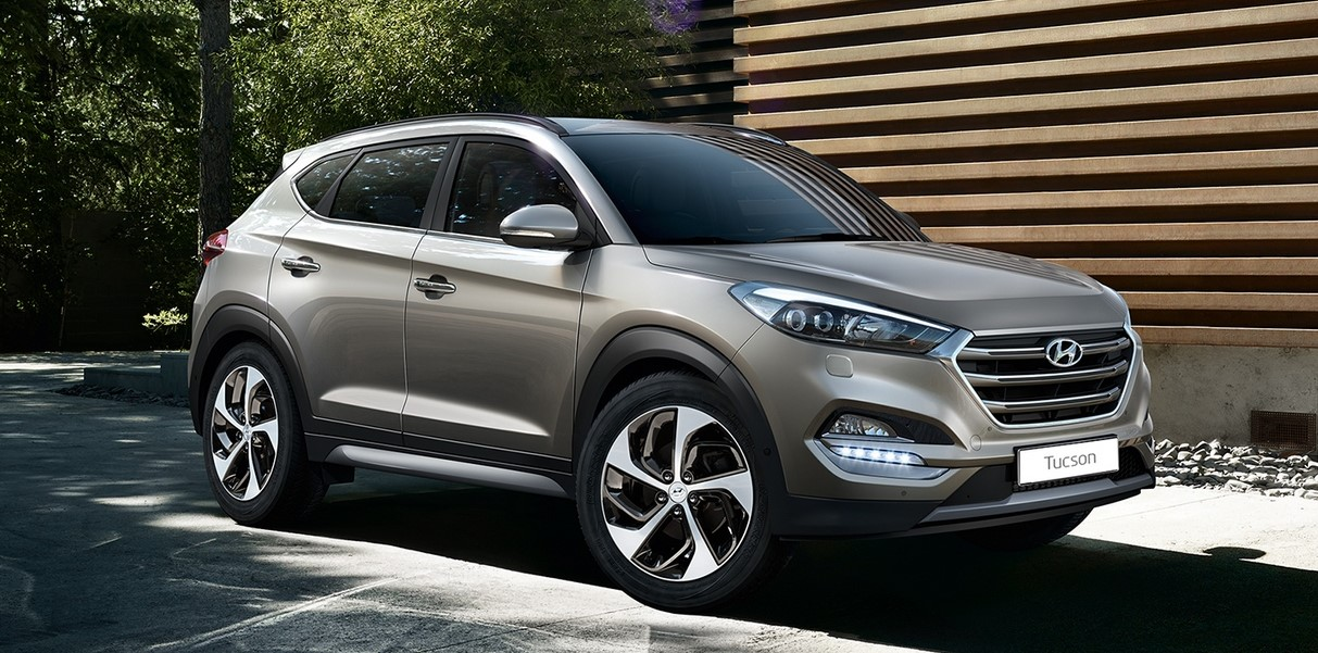 2016 hyundai tucson launched in india starting at inr lakh. Black Bedroom Furniture Sets. Home Design Ideas