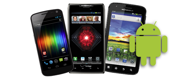android devices
