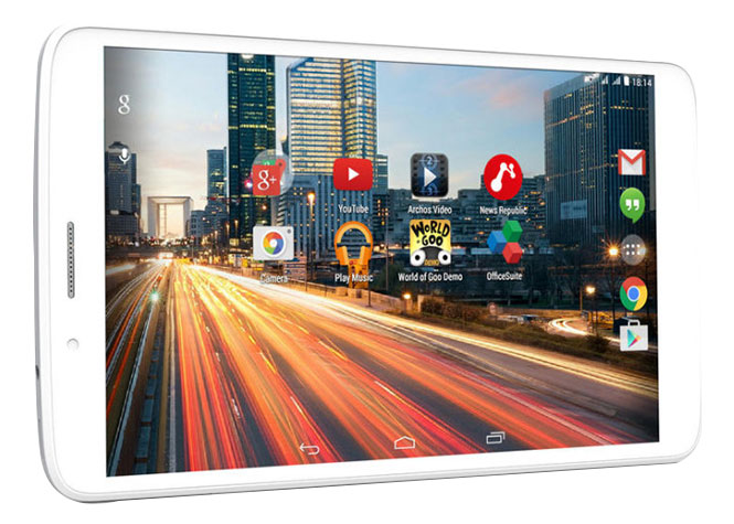 Archos 80b Helium 4G Tablet
