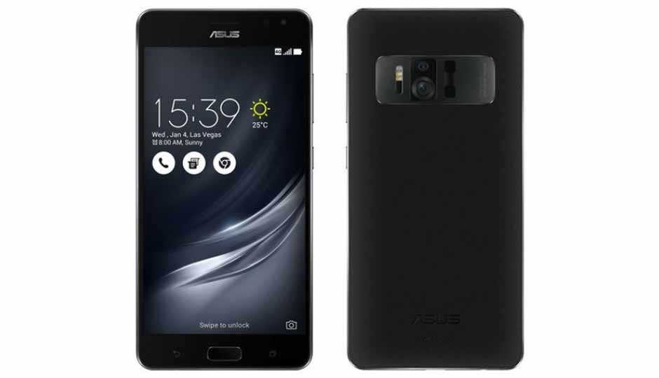 Asus ZenFone AR Back And Front