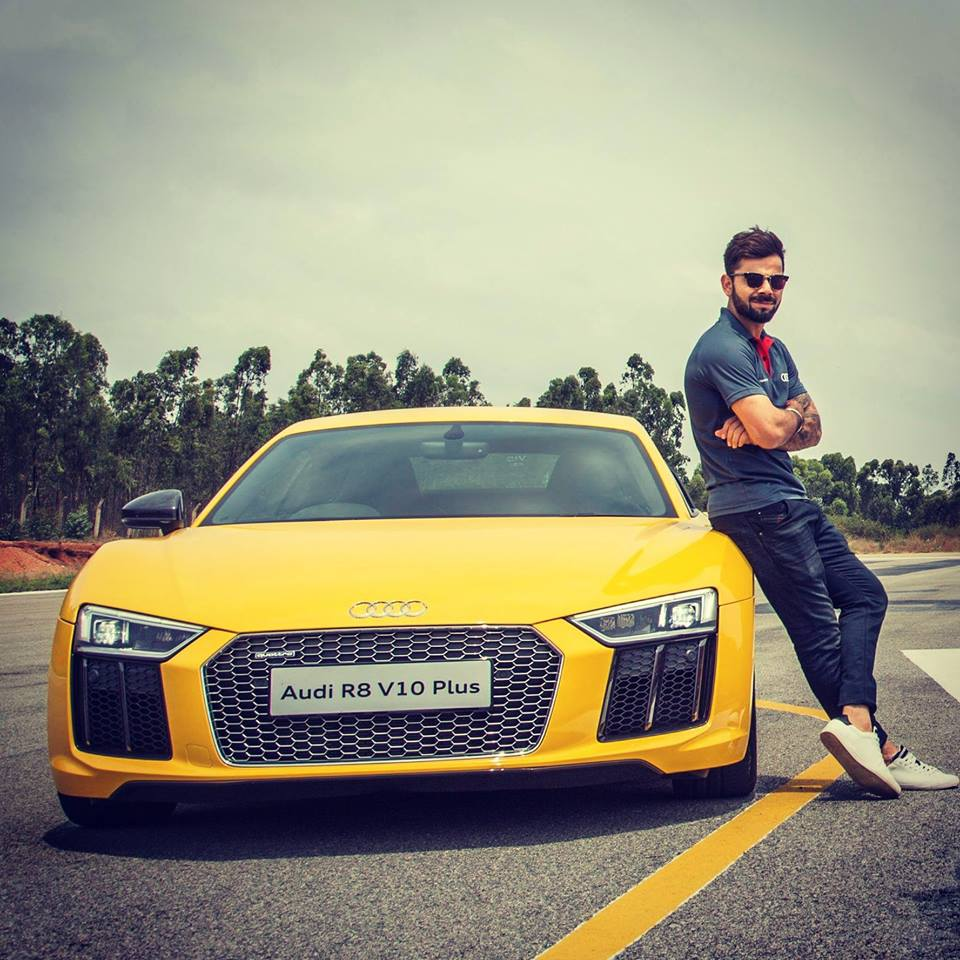 Next Generation Audi R8 V10 Plus Launched In India At INR