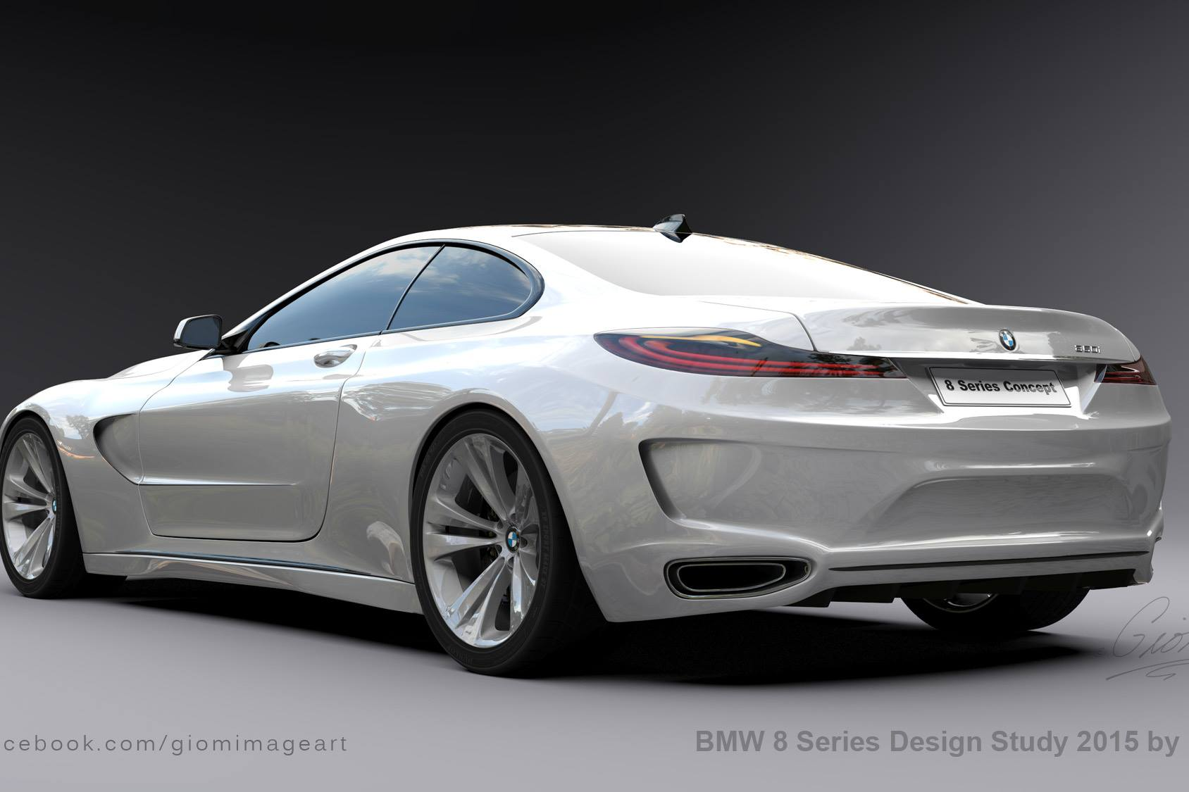 bmw 8 series coupe silhouette released to enter production in 2018. Black Bedroom Furniture Sets. Home Design Ideas