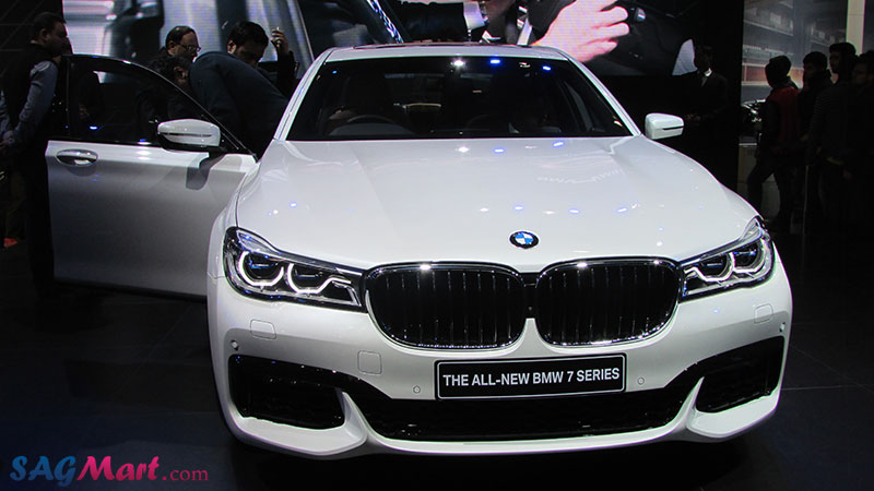 Bmw India Rolls Out Its 50 000th 7 Series Sedan From Chennai Facility