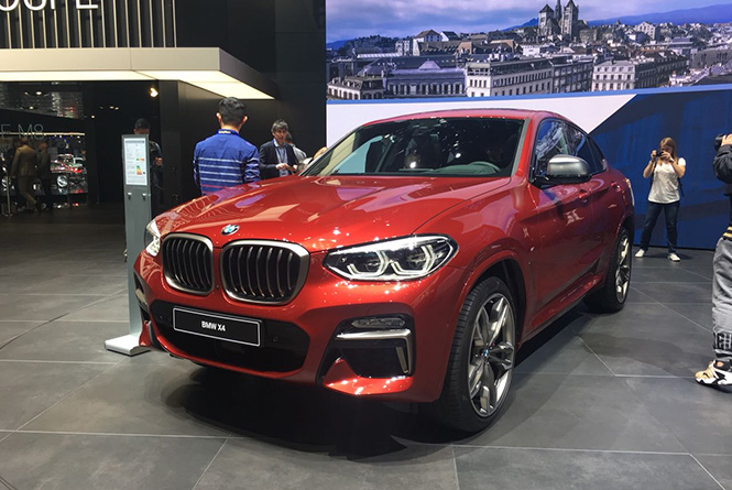 All- New BMW X4