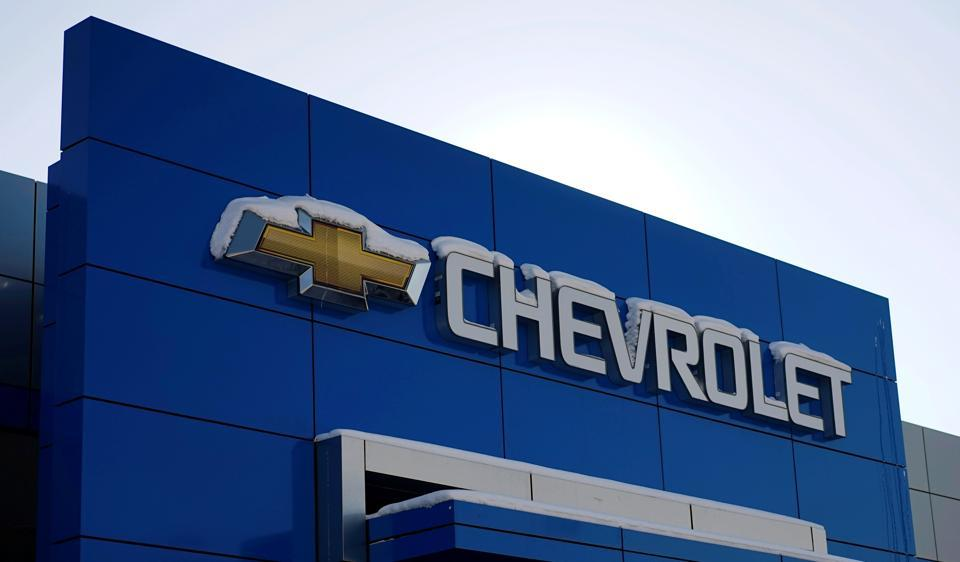 Chevrolet to stop selling cars in India as General Motors Announces its Exit