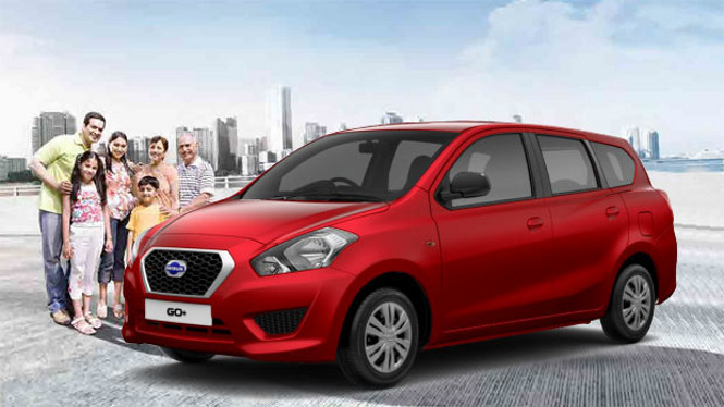 Nissan Comes up with Updated and Safer Version of Datsun GO