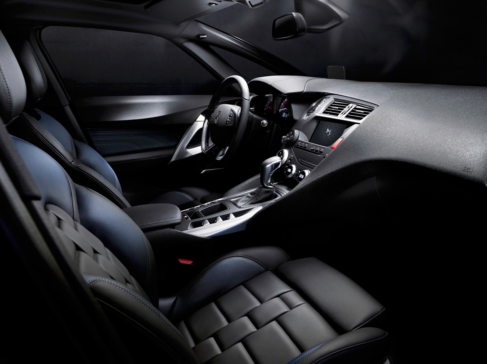 Citroen DS 5 Interiors