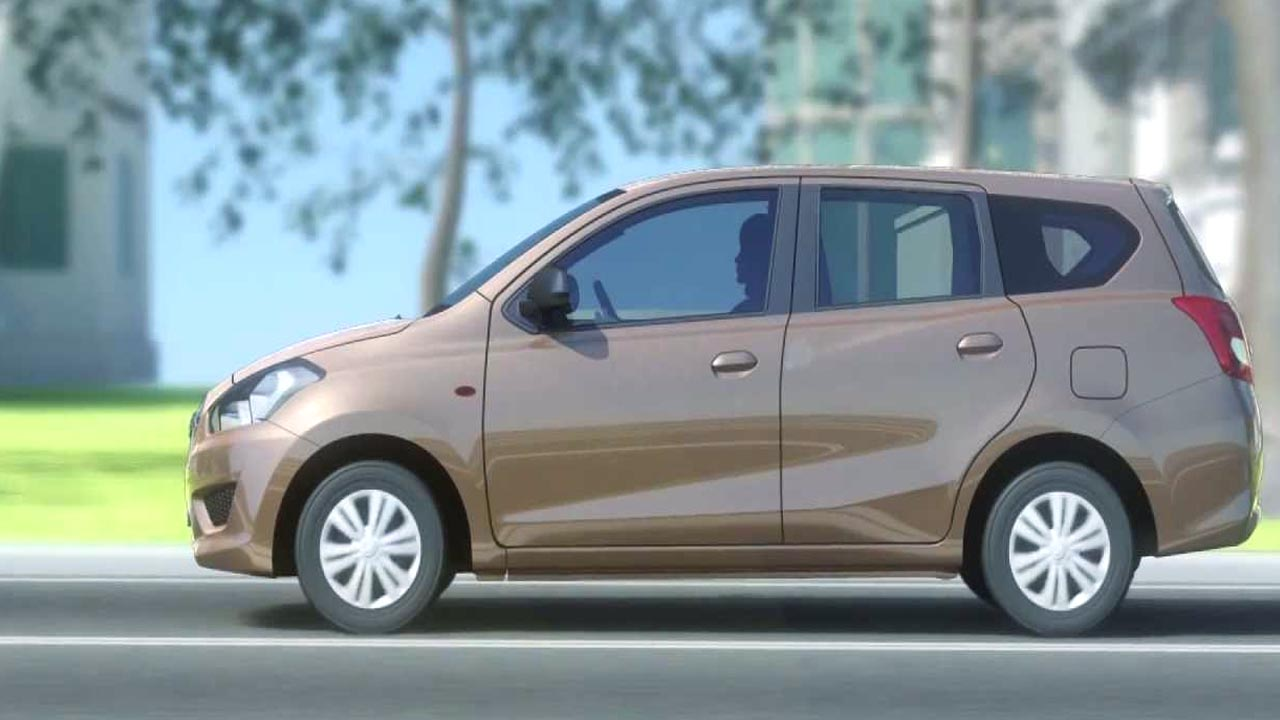 Datsun Go Plus Bookings Started At Inr 11 000