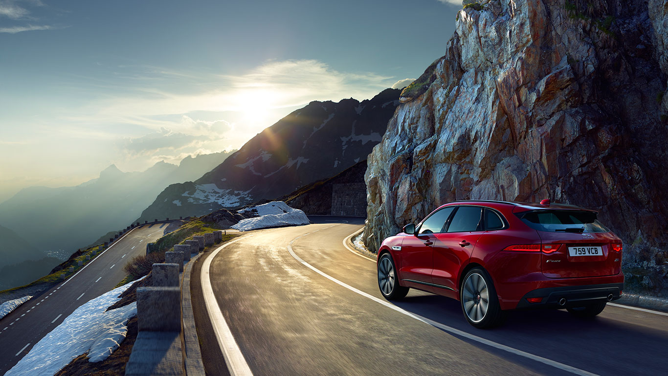 India Based Jaguar F-Pace SUV