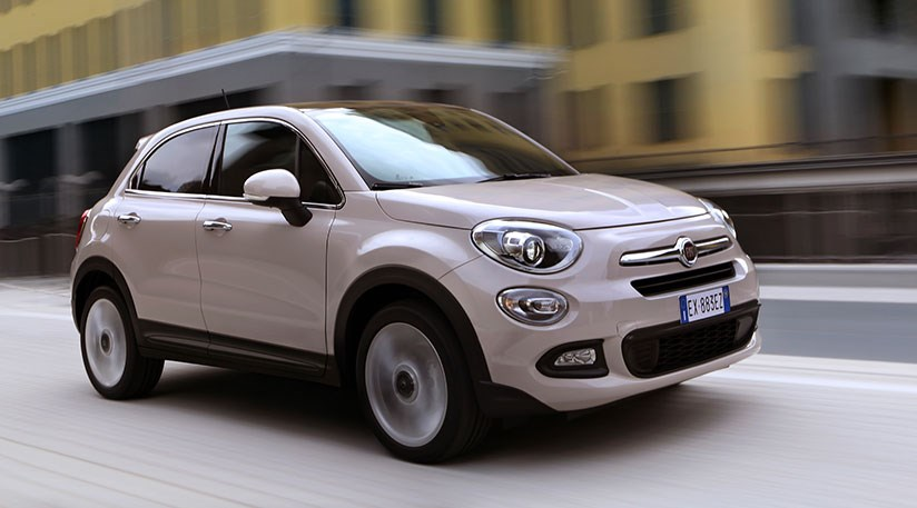 new fiat 500x manifested in south african showrooms. Black Bedroom Furniture Sets. Home Design Ideas