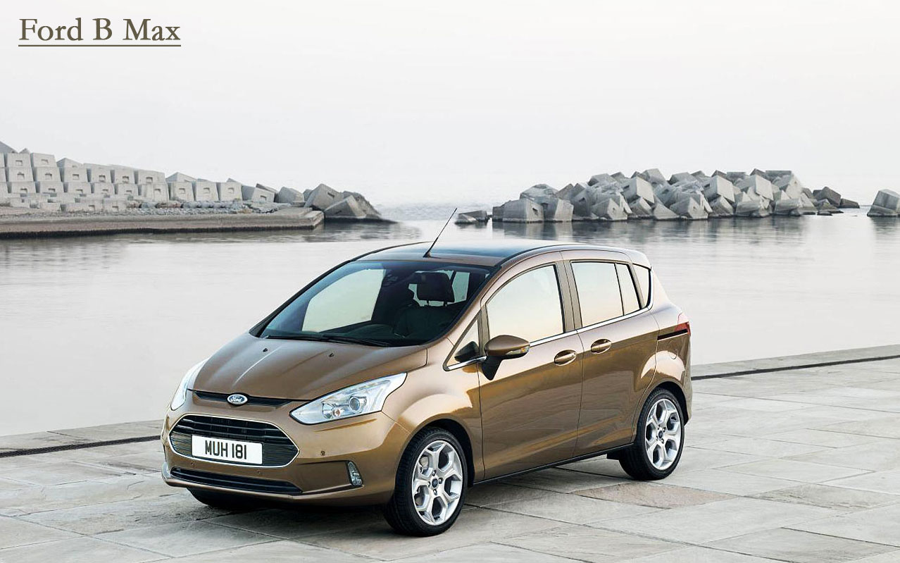 ford b max is ready to be launched in the end of 2013. Black Bedroom Furniture Sets. Home Design Ideas