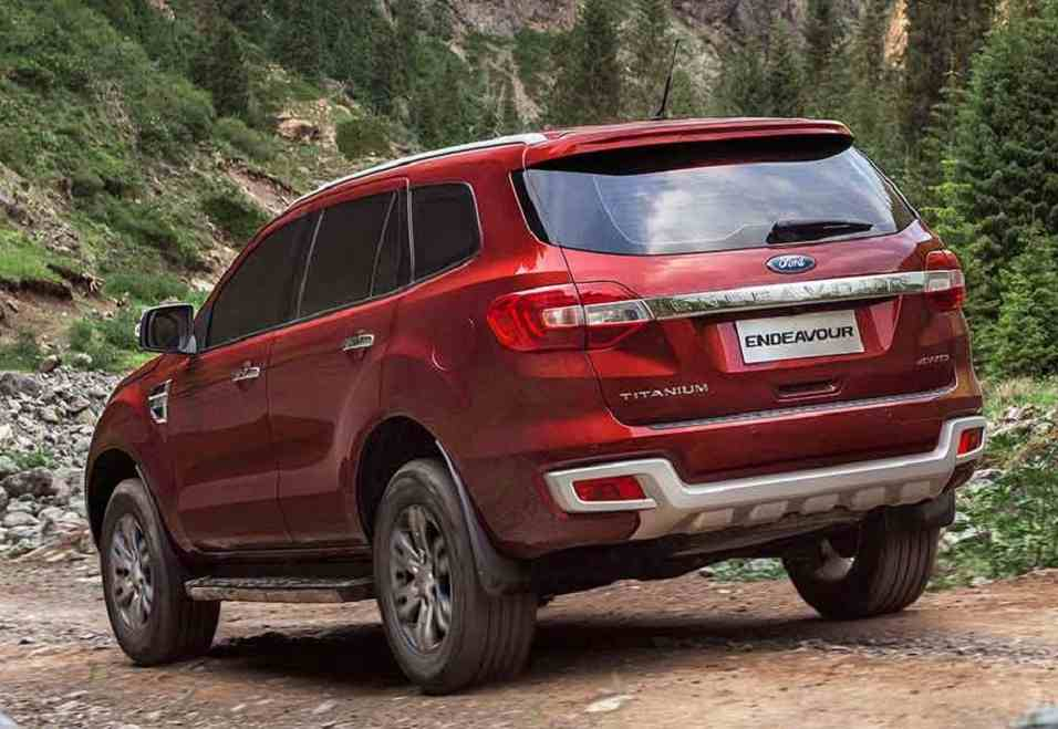 2016 Ford Endeavour Prices Slashed Down By Inr 2 82 Lakh