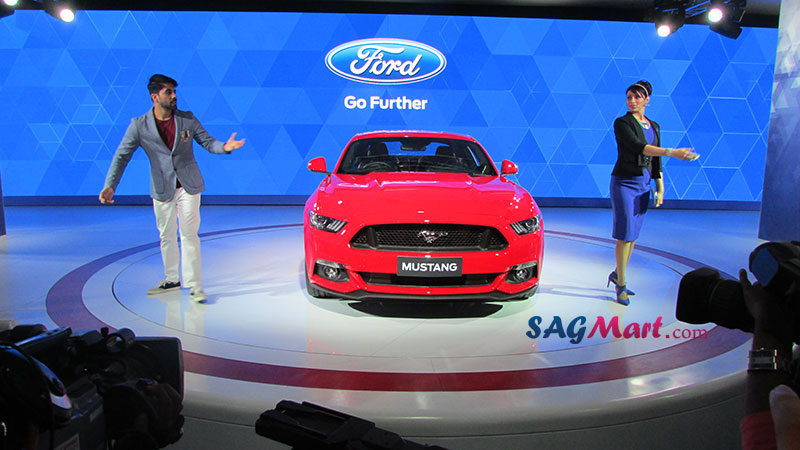 new car launch in malaysia 2016The American Muscle Car Ford Mustang Launched in Malaysia