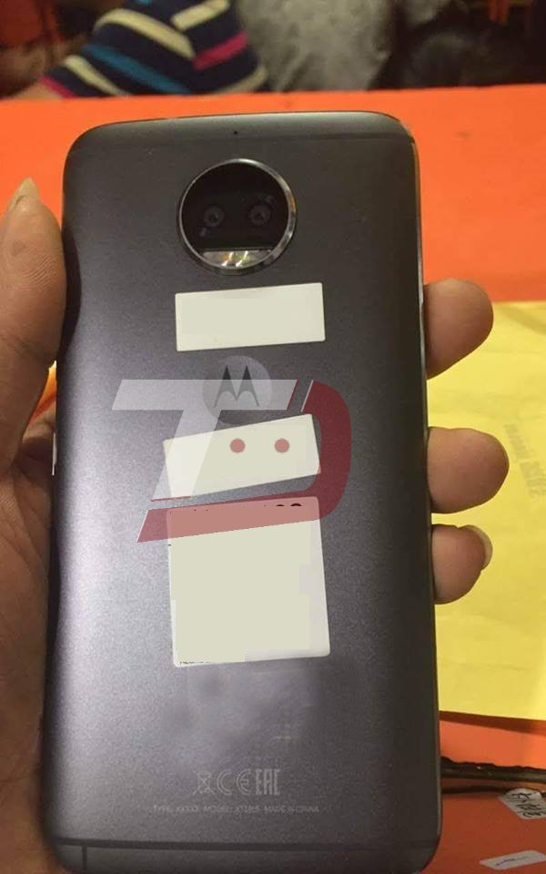G5 S Plus Leaked Images