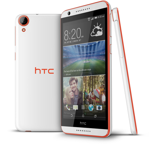 hTC Desire 820? India will be receiving on September 23