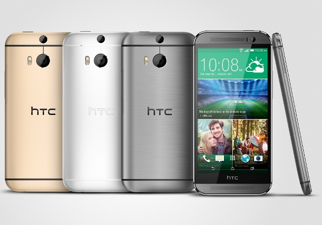 Now the upcoming smartphone, HTC One M8 Eye is spotted
