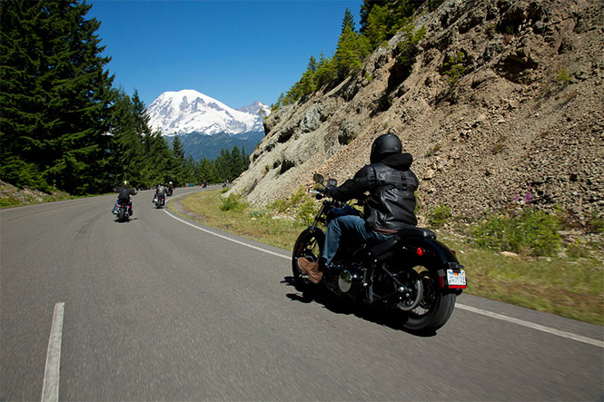 Harley Davidson: Harley-Davidson Owners Invited To Bhutan This May