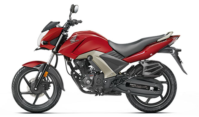 Honda introduced CB Unicorn 160 in India at Rs. 69,350