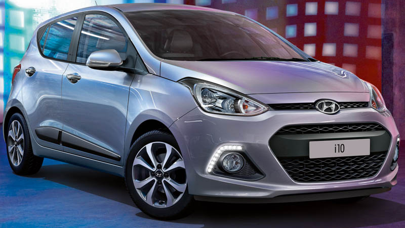Hyundai Grand i10 Facelift to be Launched in January 2017
