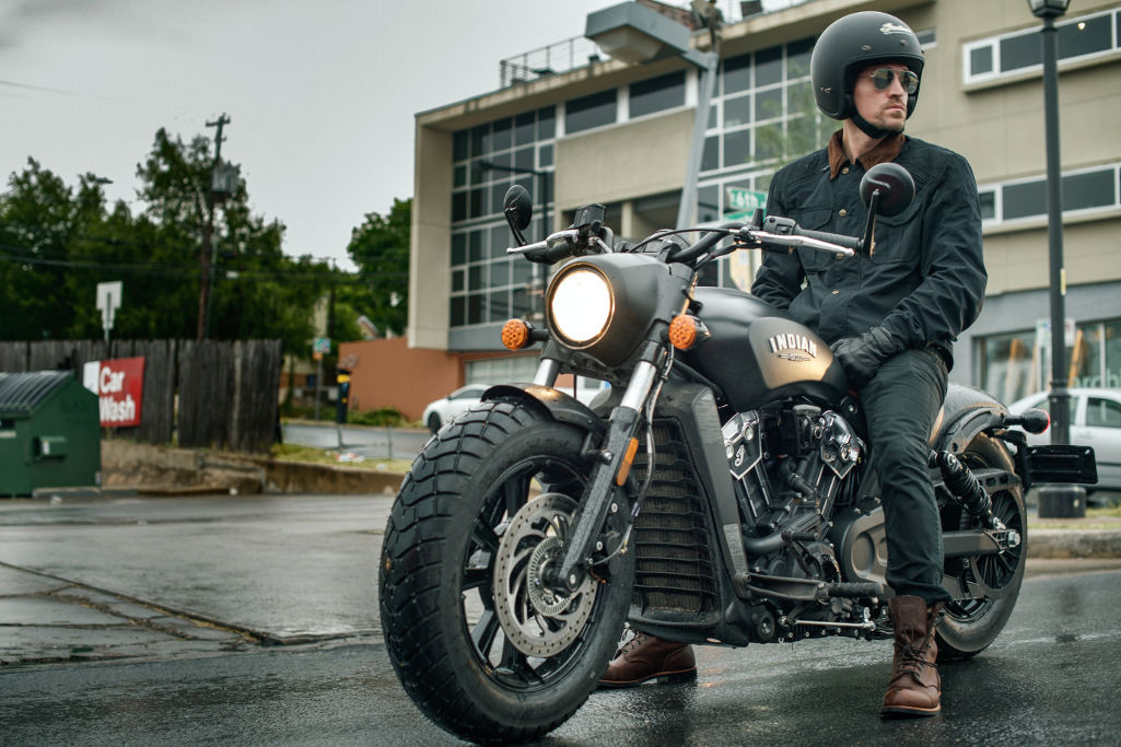 Indian Scout's Bobber iteration