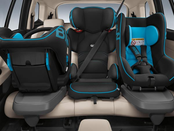 ISOFIX Mounts Safety Feature