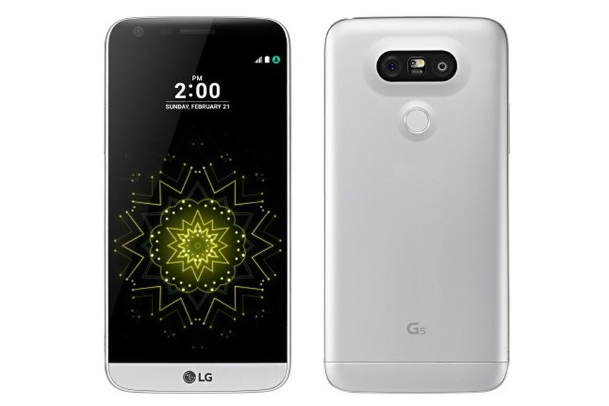 LG Unveiled G5 Modular Smartphone in India Today