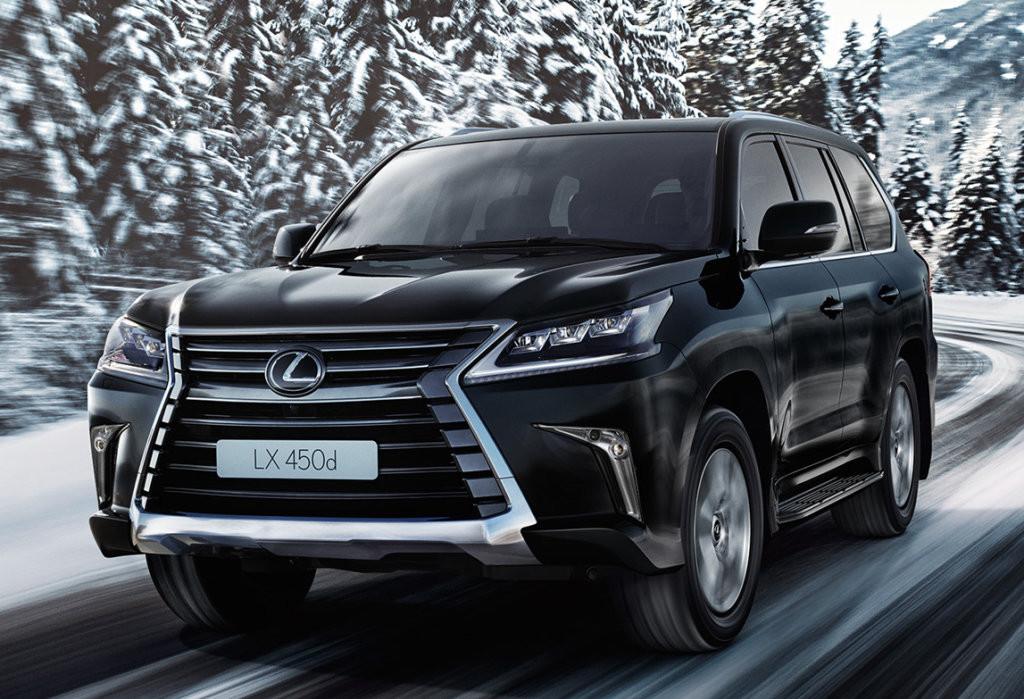 Lexus Hybrid SUV Models