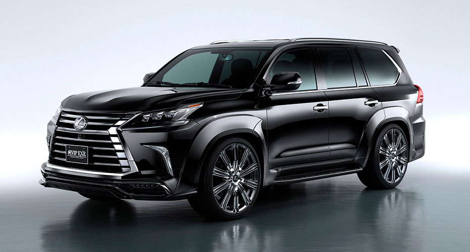 Diesel Toyota Land Cruiser Confirmed: Lexus All Set to Enter The Indian Market ...