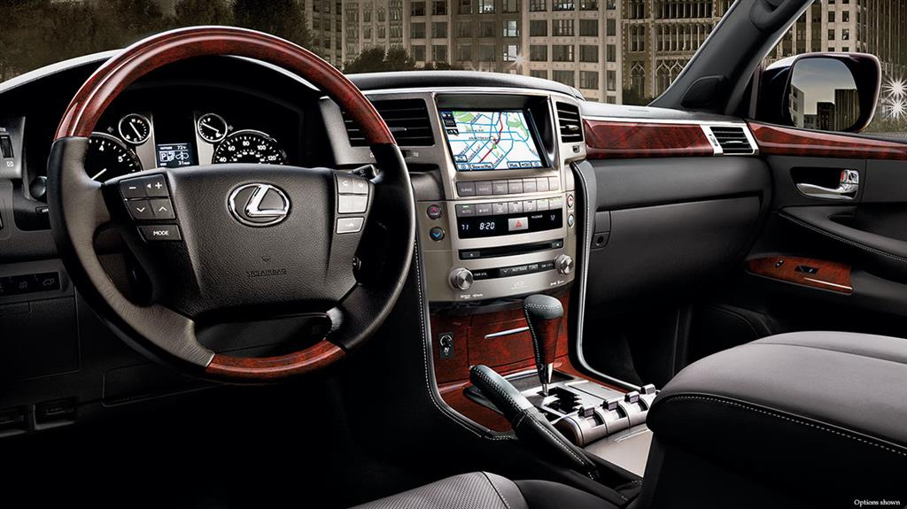 Lexus Lx570 Suv India What We Can Expect