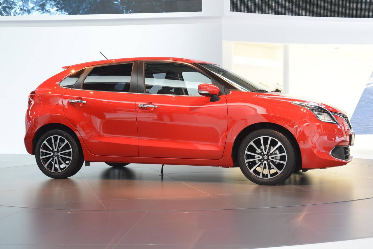 All New Maruti Baleno is Going to Launch Today | SAGMart