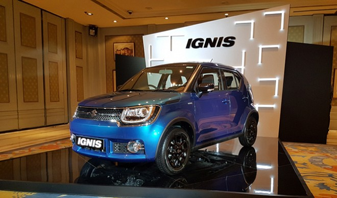 Maruti Ignis to be Launched on January 13 2017